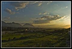 Puesta de sol en Llanes (Asturias) (EyeOfGlass) Tags: sunset espaa d50 asturias puestadesol ocaso llanes crepsculo 1855mmf3556gii lubricn