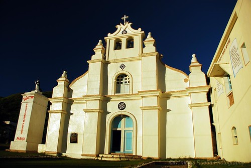 church of Sabtang