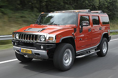 HUMMER H2 E85 from October this year