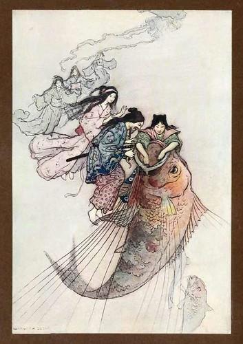 06- El rey del mar y la joya magica