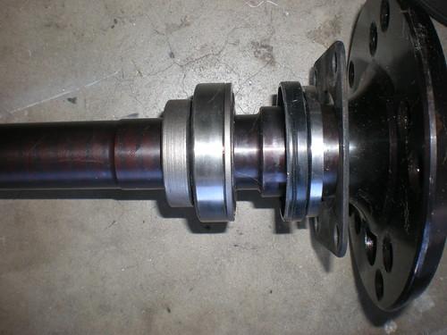 Leaking Dana 44 Rear Axle Seal Jeepforum Com