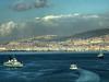 Between warships... (Nejdet Duzen) Tags: city sea cloud turkey türkiye deniz warship izmir bulut karşıyaka turkei şehir izmirgulf izmirkörfezi betterthangood savaşgemisi thebestofday gününeniyisi