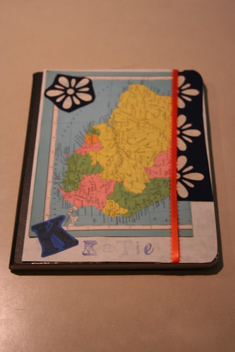 South America travel journal