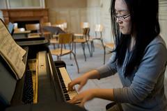 Studenten Muziek Erasmushogeschool Brussel