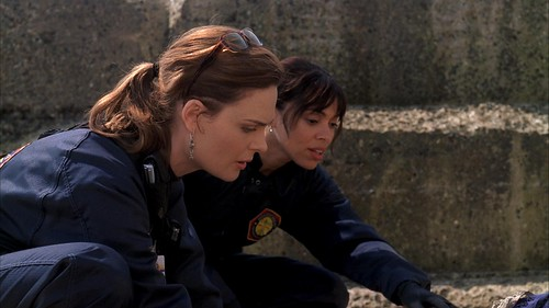HiRes 4x07 - The He in the She by Bones Picture Archive.