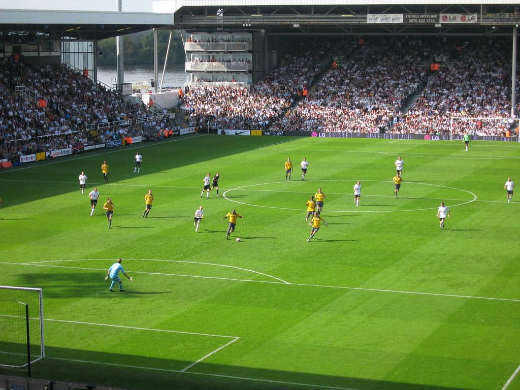 Fulham v Bolton, Sept 13 2008