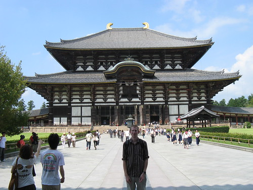 me at Todai-Ji