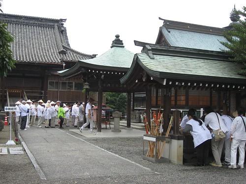 Shikoku pilgrimage(62 Houjuji Temple ,宝寿寺)
