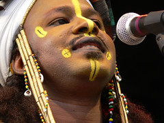 Etran Finatawa (driftlessMedia) Tags: music sahara niger desert nomad tuareg wodaabe timbuctou madisonworldmusicfestival