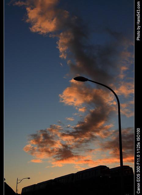 動物園外的天空_The sky ouside Taipei zoo_06