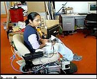 La silla de ruedas robótica del MIT