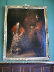 Return of the Prodigal Son (lyss_003) Tags: museum painting stpetersburg russia hermitage rembrandt winterpalace returnoftheprodigalson tsarpalace