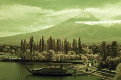 Fuji-yama and Kawaguchi-ko in Infrared (aeschylus18917) Tags: sky mountain lake tree nature japan landscape ir nikon scenery d70 nikond70 surreal mountfuji infrared 日本 fujisan 富士山 1870mm yamanashi pxt kawaguchiko 赤外線 山梨県 1870f3545g yamanashiken yamanashiprefecture kawaguchilake ダニエル nikkor1870f3545g danielruyle aeschylus18917 danruyle druyle ルール ダニエルルール 1870mmf3545gifdx nikkor1870f3545gdx