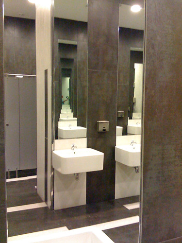 Bathroom Mirrors