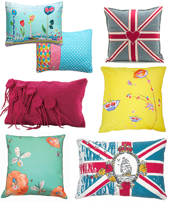 The London Cushion