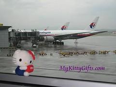 Hello Kitty's Trip to Kuala Lumpur Malaysia