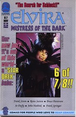 Elvira, Mistress of the Dark #67 cover