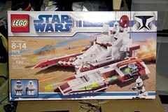 7679 Lego Republic Fighter Tank (starstreak007) Tags: fighter republic tank lego 7679
