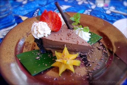 Mama's Chocolate Kuau Pie