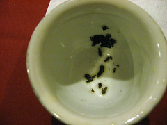 tea leaves (jodigreen) Tags: ontario leaves restaurant tea chinese windsor tasseography divination lonefone
