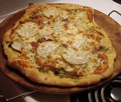 Daring Bakers - Pizza!