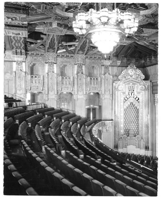 Los Angeles Historic-Cultural Monument No. 193, the Pantages Theatre was