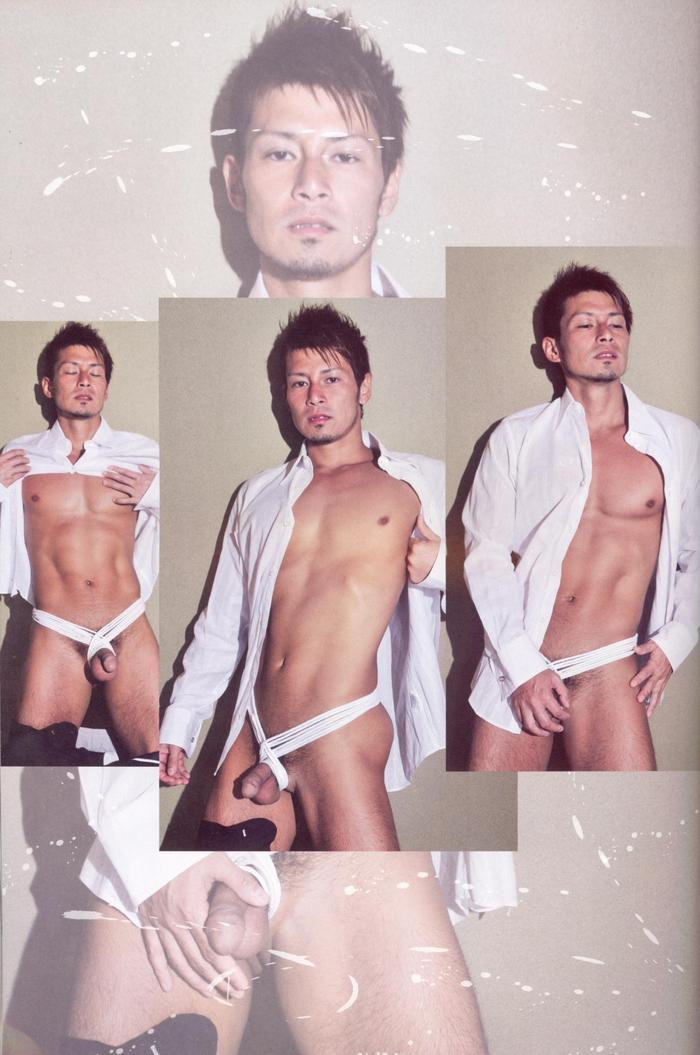 Chinese Gay Model 2008