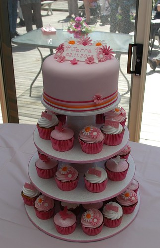 Jarra's Christening Cake