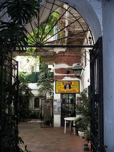 Conventillo, San Telmo, Buenos Aires, Argentina by katiemetz, on Flickr