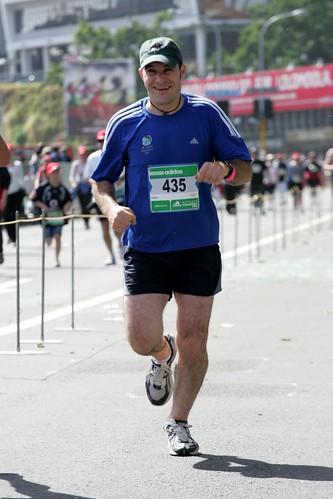 Auckland Marathon 2008