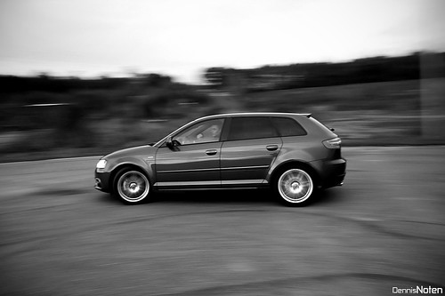 Photoshoot 2008 Audi A3 (Set) · Black And White (Set)