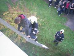 Alarmübung vom 07. November 2008