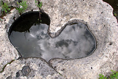 I fell in love with her (╬Thomas Reichart ╬) Tags: rock volcano heart sicily 2008 stein etna herz ocotber vulkan alcantara sizilien italyitalien ätna parcofluvialedell'alcantara