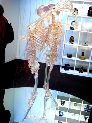 dancing skelettons