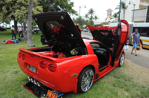 Corvette Club Of Hawaii