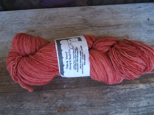 Plain and Fancy Sheep and Wool Co., Coral 2