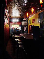 San Loco, NYC (Joy Guest) Tags: nyc bar interiors taco fishtacos sanloco cheapeats