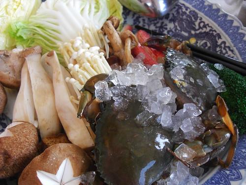 真材實料海鮮鍋