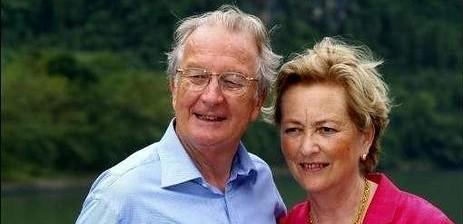 Albert en Fabiola