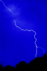 Another bolt from the blue