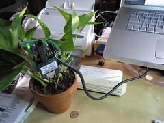 Reprogramming the Botanicalls