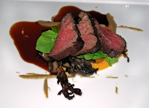 4th Course: Beef Tenderloin