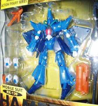 MSIA RX-139 Hambrabi (Zeta) Gundam a by you.