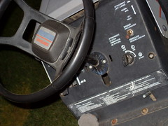 Best lawn mower ever (paigelisemarie) Tags: wheel lawn mower