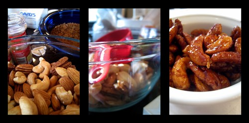 Sugar and Spice Collage