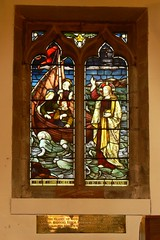 Memorial window St. Margaret - Wolston