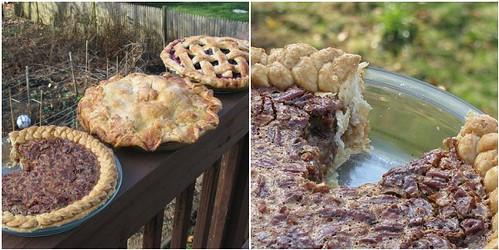 Pecan Pie Duo