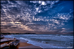 Is this your idea of a dream beach ?! (saternal) Tags: india chennai hdr tamilnadu kovalam dreambeach aplusphoto