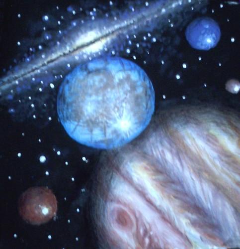 Jupiter Si Europa