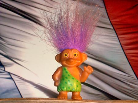 Nick III, le Troll